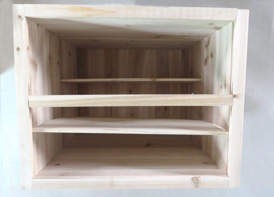 蜂箱结构图详细说
